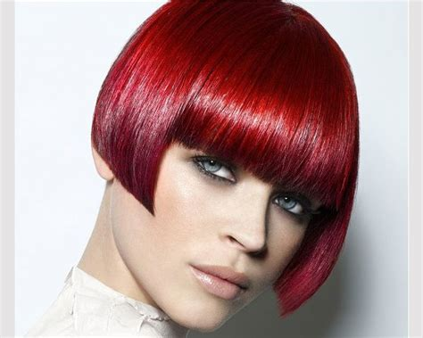 bob hairstyles in red 24 really cute short red hairstyles styles weekly