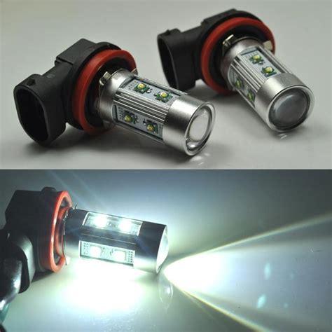 H11 Led Smd Cree 50w 2xh11 led smd cree 50w car l bulb fog light lumiere