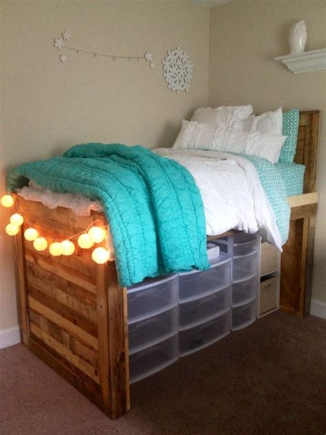 The Bed Storage by Diy Bed Storage The Budget Decorator