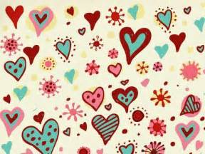 hand drawn wallpaper heart wallpaper hand drawn and wallpapers on pinterest