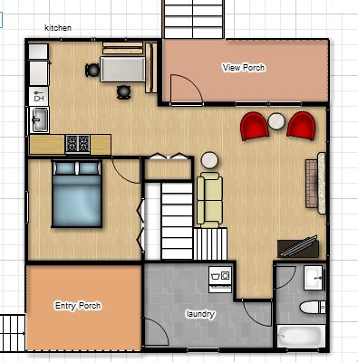 Importance of 2D floor layout in Interior Design