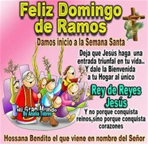 imagenes para desear feliz domingo de ramos 1000 images about d 237 a domingo on pinterest domingo
