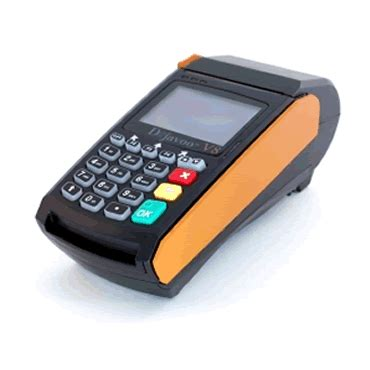card machines d 233 javoo v8 credit card machine