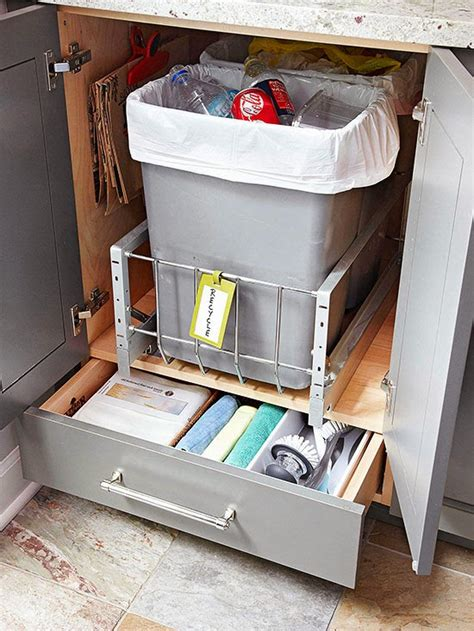 kitchen cabinet storage bins best kitchen storage 2014 ideas packed cabinets and drawers