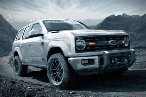 Release Date Of 2020 Ford Bronco by 2020 Ford Bronco 4 Door Price Interior Specs Release