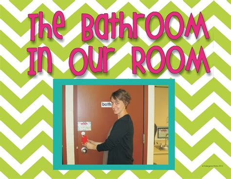classroom bathroom procedures classroom bathroom procedures book sle printable