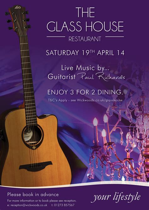 house music live live music in the glass house restaurant wickwoods country club
