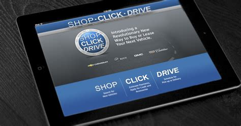 Auto Online by Gm Adds Used Cars To Online Shop Click Drive Tool