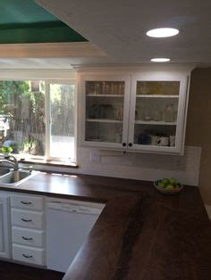 scottsdale galley kitchens remodel with formica granite kitchen with white cabinets white subway tile and