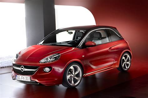 opel adam opel adam officially unveiled autoevolution