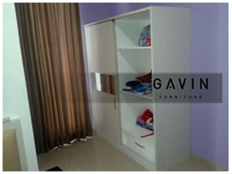 Lemari Hpl lemari pakaian sliding 2 pintu kitchen set minimalis lemari pakaian custom hpl duco dan