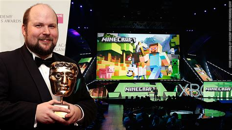 picture creator the melancholy billionaire minecraft creator unhappy with