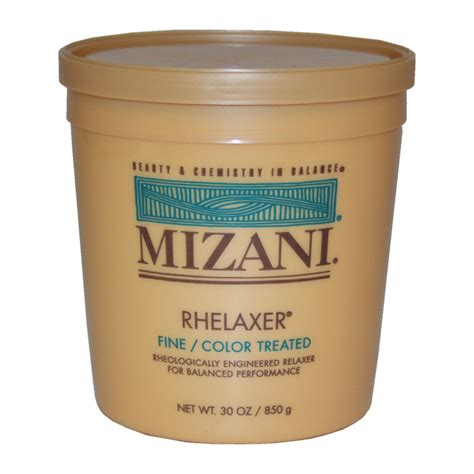 best relaxer for fine hair mizani rhelaxer for fine color treated hair by for unisex