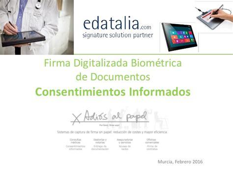 1 1 tareas previas firma digital de documentos firma digital biom 233 trica en consentimientos informados