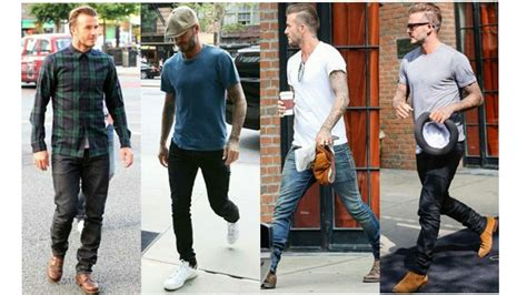 Style Beckham Fabsugar Want Need 8 by David Beckham S Style Casual Look Book
