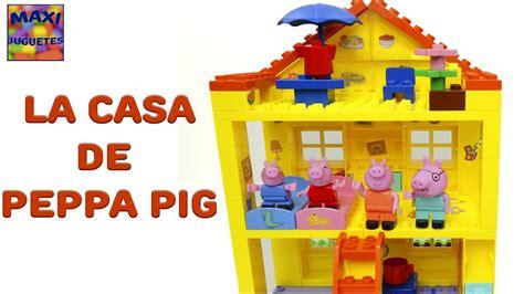 la casa de peppa pig juguetes juguetes de peppa pig en espa 241 ol la casa de peppa