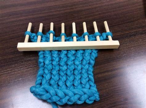yarn for loom knitting loom for big yarn products i developed