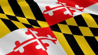of maryland colors md flag