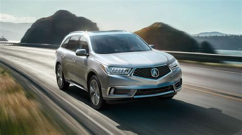 2018 acura mdx chicagoland acura dealers association