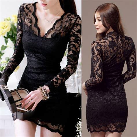 New Lace High Waisted Munafie Slim Celana Renda Kawat 3 vestido de renda curto dress