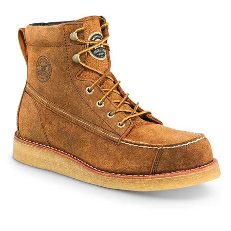 setter s boots setter s 7 quot casual bar boots 666187 casual