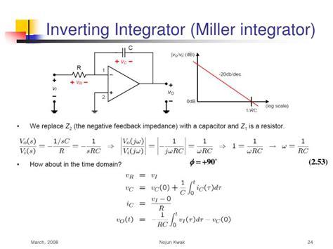 integrator circuit symbol miller integrator output 28 images milerov integrator images frompo 1 milerov integrator