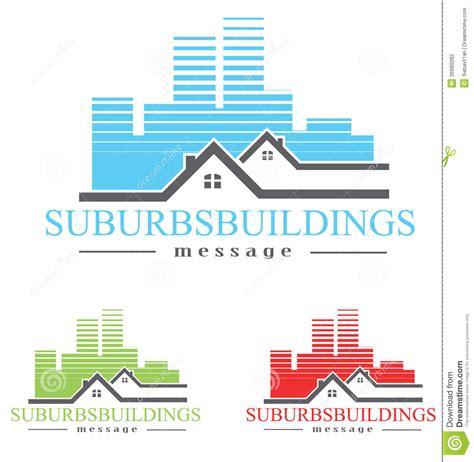 housing logo housing logo stock photography image 36980282