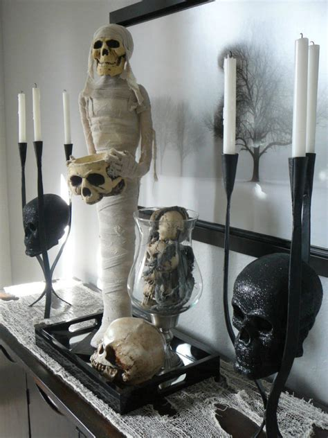 elegant halloween home decor easy and stylish halloween dining room decorating ideas