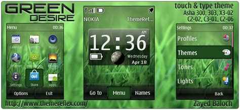 themes nokia asha 303 nokia touch and type themes themereflex