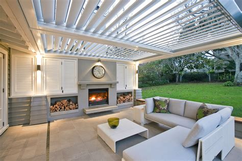 Patio Braai Designs Create The Ultimate Outdoor Room With Locarno Louvres Eboss
