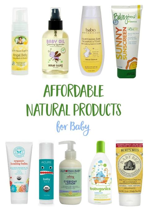 toxic baby products how to find affordable natural baby care products