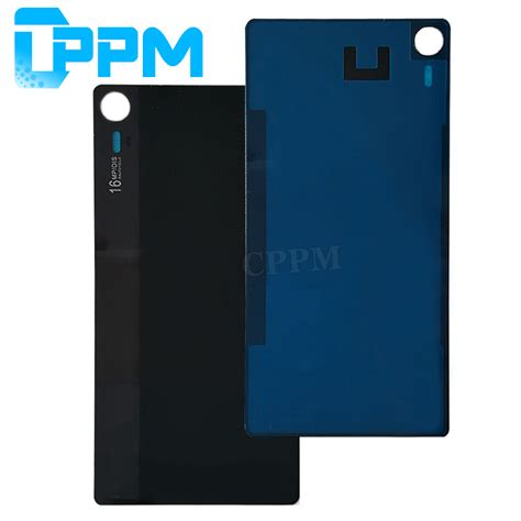 Tempered Glass Lenovo Vibe Z90 7 Vibe Max 5 0 Inchi Screen Guard original back glass cover for lenovo vibe z90 cover housing door glass replacement parts for