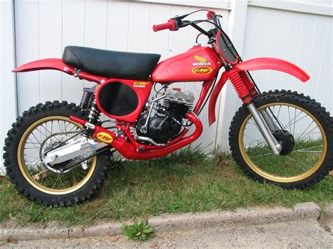 vintage motocross bikes for sale usa 1976 honda cr125 elsinore pa motocross