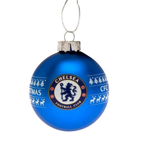 chelsea christmas decorations official merchandise 2017 2018