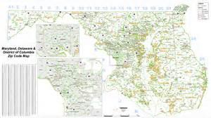 maryland delaware dc zipcode map zoom