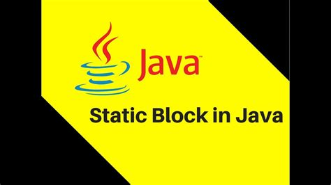 java tutorial videos in telugu 7 16 how to use static block in java tutorial youtube