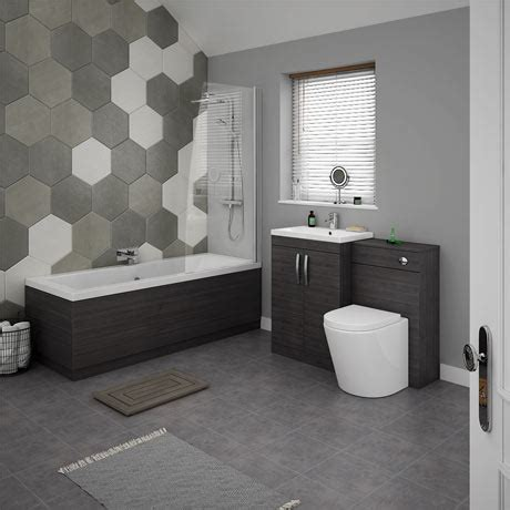black and white bathroom suites brooklyn black vanity bathroom suite at victorian plumbing uk