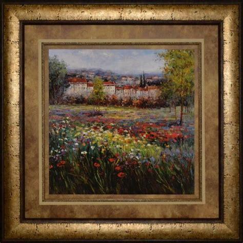 tuscan pleasures ii framed wall art rc willey furniture