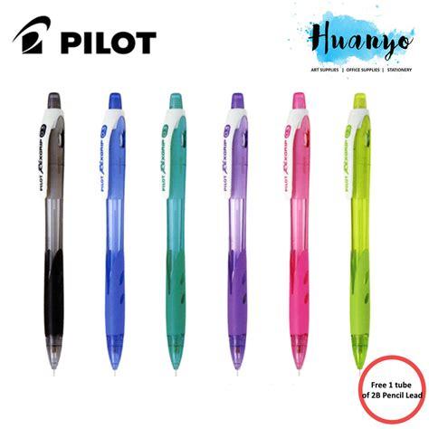 0 5mm Mechanical Pencil Lead pilot mechanical pencil rexgrip value pack free pencil