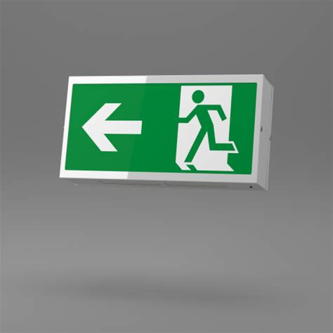 Lu Led Emergency emergency lighting emergency exit signs led emergency