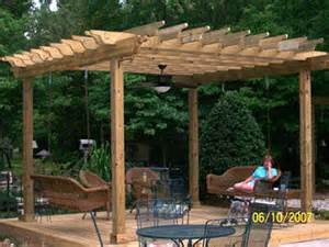 Pergola Patio Cover Plans Pergola Plans Plans For Building Pergolas