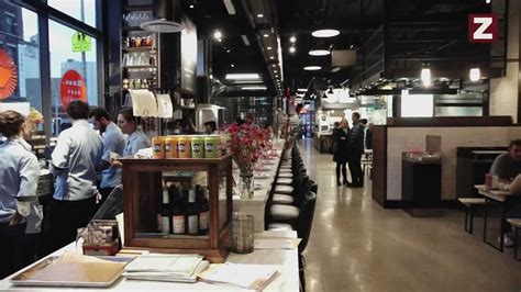 Kitchen Design Nyc openings gotham west market opens in hell s kitchen youtube