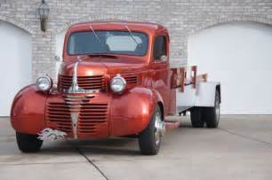 1940 Dodge Truck For Sale 1940 Dodge Custom Truck For Sale Photos Technical