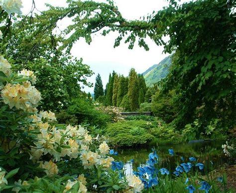 Benmore Botanic Gardens Benmore Botanic Garden Scotland Great Gardens Pinterest