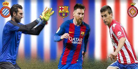 barcelona di liga chion 2017 tiga tim catalan di la liga 2017 18 bola net