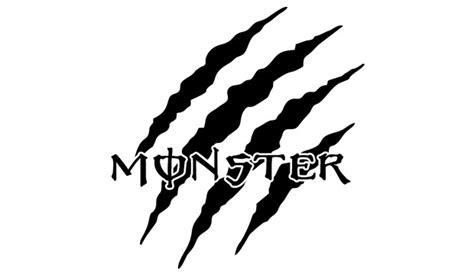 Monster Logo Aufkleber by Monster Energy Aufkleber Namme Deine Shoppingwelt