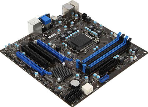 intel sockel 1155 msi b75ma g43 kompaktes micro atx mainboard f 252 r intel