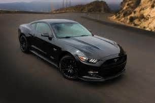 Ford Mustang 2015 Black Driven 2015 Ford Mustang Gt Ny Daily News