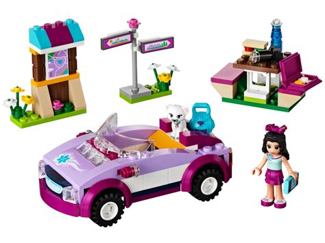 Lego Friends Auto by Heartlake Times Summer Wave 2013 Sets