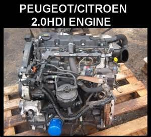 Peugeot Engines Peugeot 307 Engine